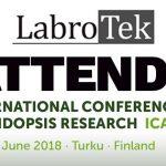 Labrotek in ICAR2018